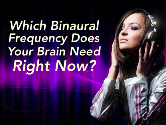 Which Binaural Frequency Does Your Brain Need Right Now?