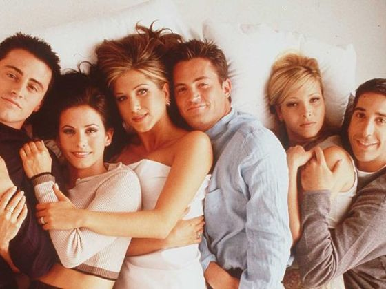 "Which ""Friends"" Couple Are You?"