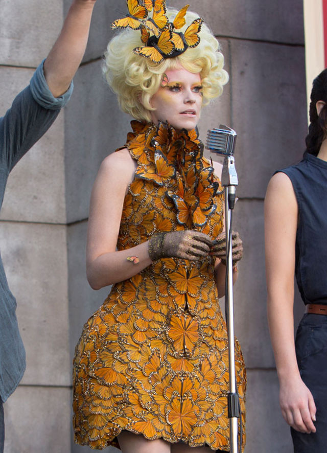 would you wear these insane effie trinket outfits playbuzz