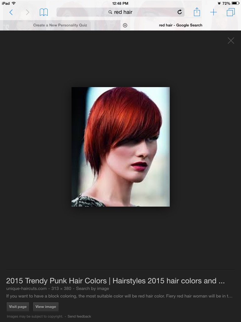 Can We Guess Your Natural Hair Color Playbuzz