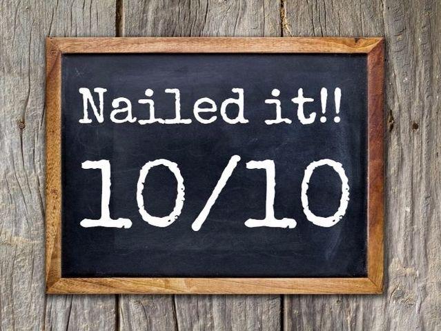 10/10: