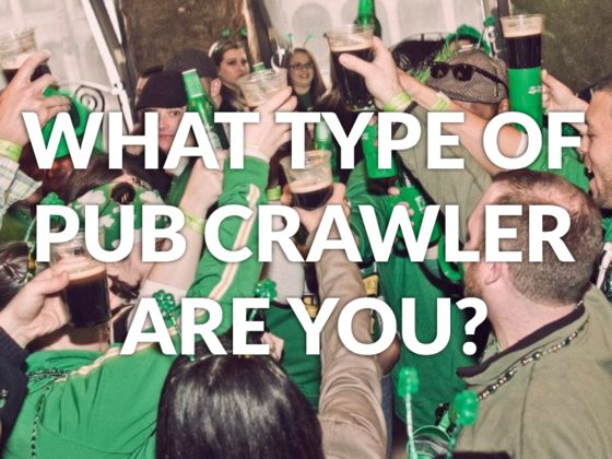 What Type Of Pub Crawler Are You?