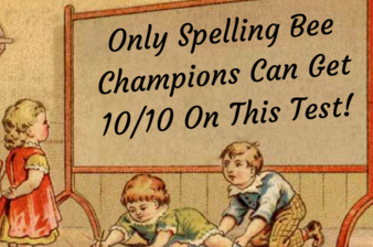 Only Spelling Bee Champions Can Get 10/10 On This Test!