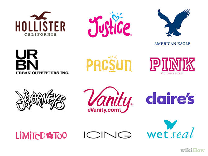 Clothing Hot Teen Clothing Brands