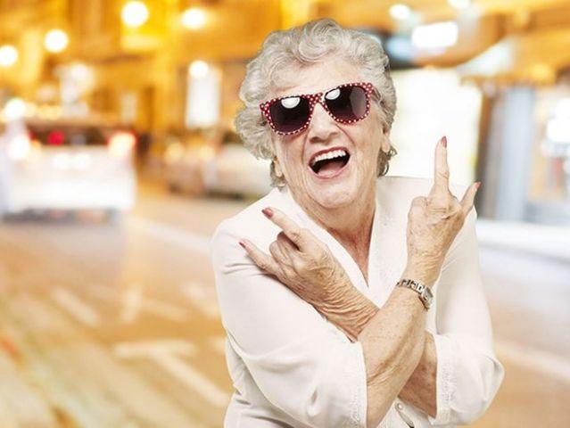 В Португалии умерла очень активная 91-летняя старушка