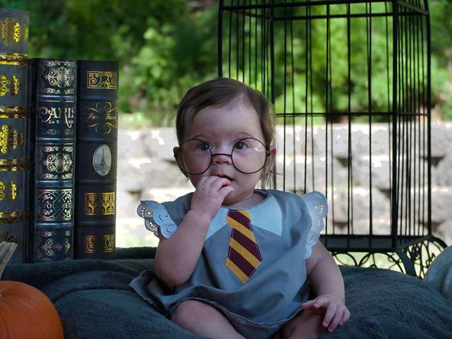 10 Times Parents Were Winning With Their Baby S Harry Potter