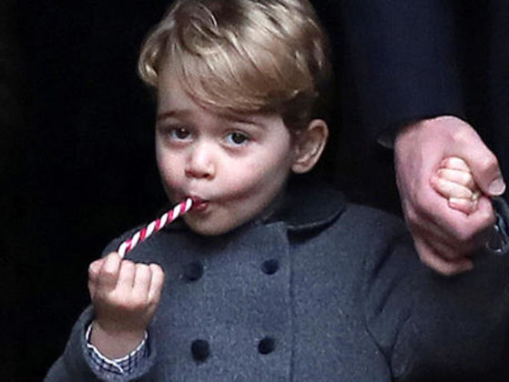 Prince George Managed To Make This Christmas Super Adorable! Is The Little Prince YOUR Favorite Royal?