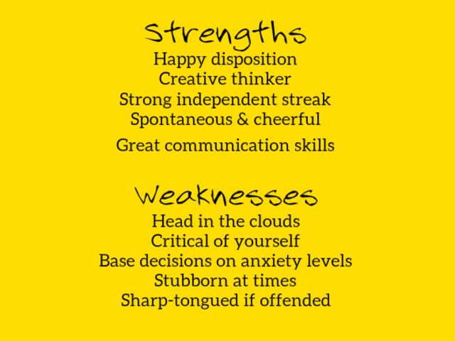 Your Weaknesses And Strengths According To Your Favorite Color