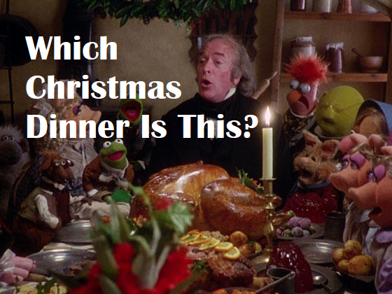 Can You Name These Christmas Films Based On The Dinner Table
