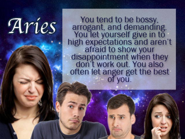 Discover Your Worst Personality Traits Based On Your Zodiac Sign
