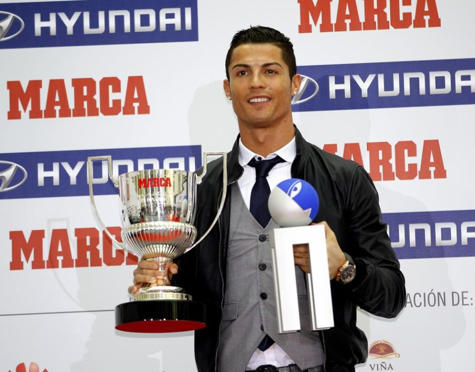 Resultado de imagen de trofeo pichichi