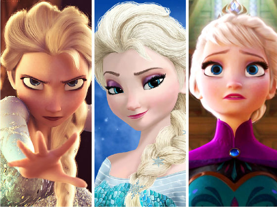 Which Elsa From Frozen Are You Most Like?