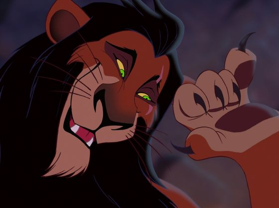 Which Disney Anti-Hero Are You?