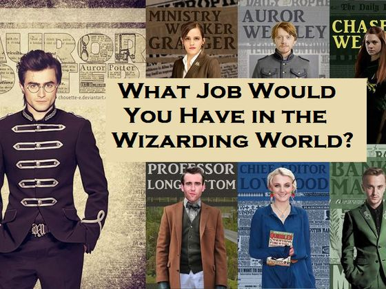 What Job Would You Have In The Wizarding World?