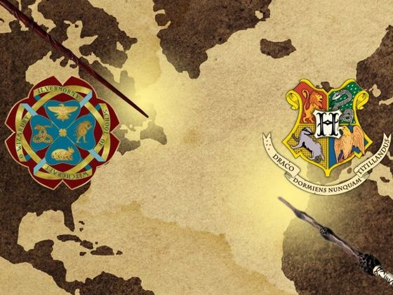 Pack A Trunk For Your First Year Of Wizarding School And We'll Tell You If You're Going To Ilvermorny Or Hogwarts!
