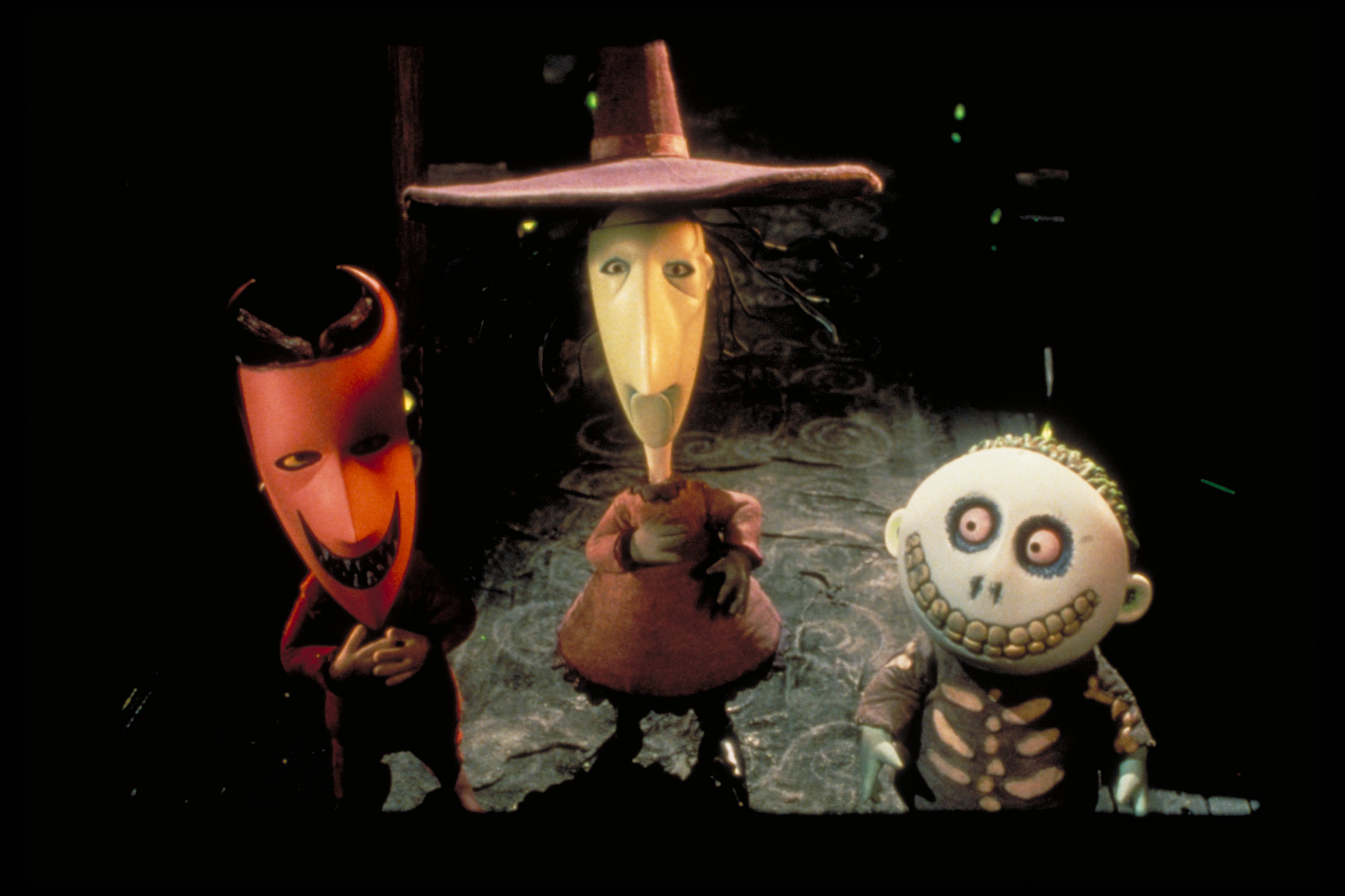 Which Nightmare Before Christmas Character Are You?