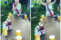 You Need To See This 100-Year-Old Grandma Beat Her Grandson At Beer Pong!
