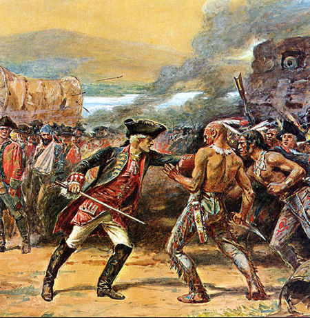 conflicts between colonists and indians essay
