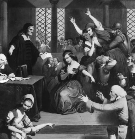 selam witch trail essay The salem witch trials the salem witch trials took place in the colonial massachusetts back in 1692 through to 1693 in the process, over two hundred were accused of being witchcraft practitioners and doing the magic of darkness connected to the devil.