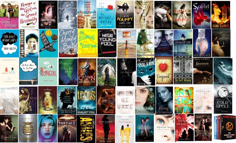 Which Young Adult Book Should You Read Now