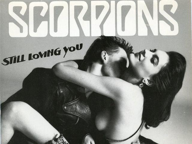 loving скорпионс you still