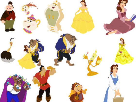 Which Character From Beauty And The Beast Are You Playbuzz