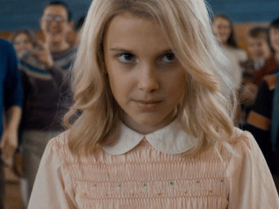 What Percentage Eleven From Stranger Things Are You