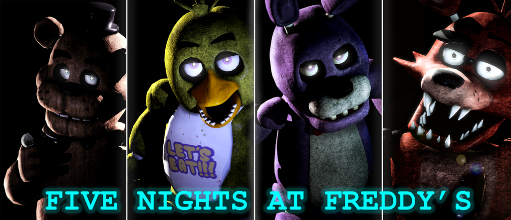 which five nights at freddy s character are you