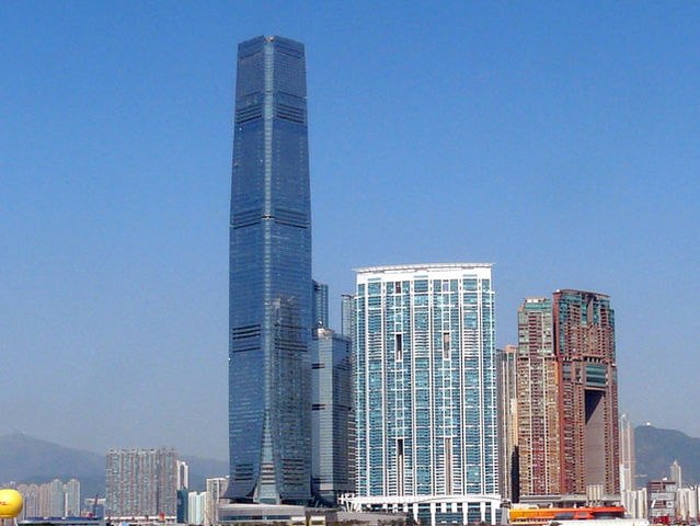 What Cities Are The World S Tallest Buildings Located In
