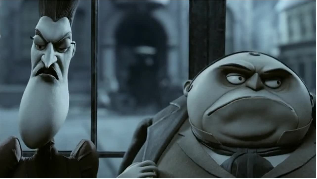Can You Name These Characters From Corpse Bride