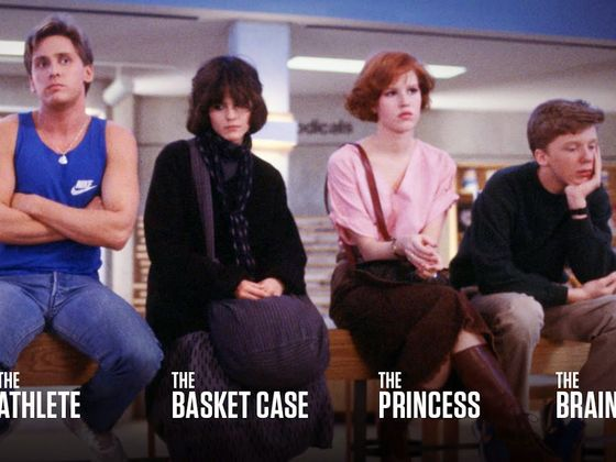 the breakfast club overcoming stereotypes visually What is so special about the breakfast club character they are seen as being stereotypes the cliques can overcome that and be.