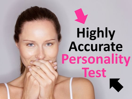 The Highly Accurate 10-Question Personality Test