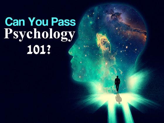 you pass psychology 101