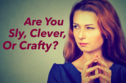 Are You Sly, Clever Or Crafty?