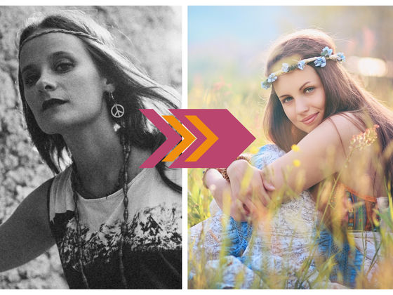 This Retro Quiz Will Tell You Which Blossom Is Your Hippie Soul Flower!