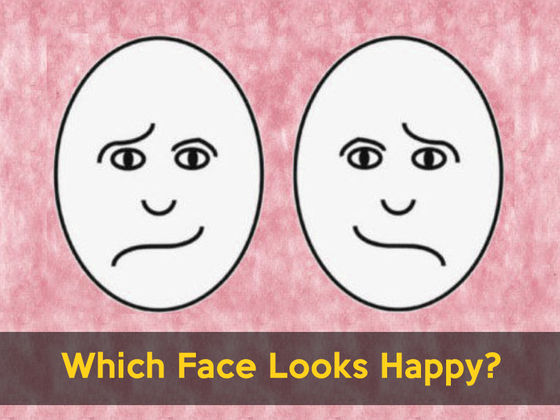 University of Zurich Quiz: Which Face Looks Happy?