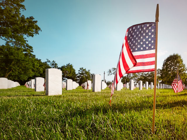 They made the ultimate sacrifice in order to protect the American way of life. Memorial Day is a day to remember them.
