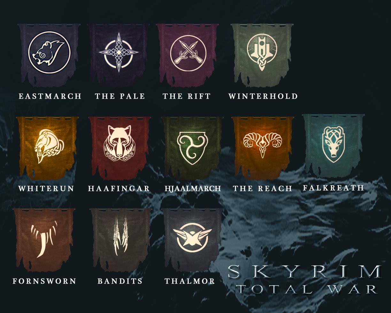 Skyrim Companions Symbol Wwwmiifotoscom