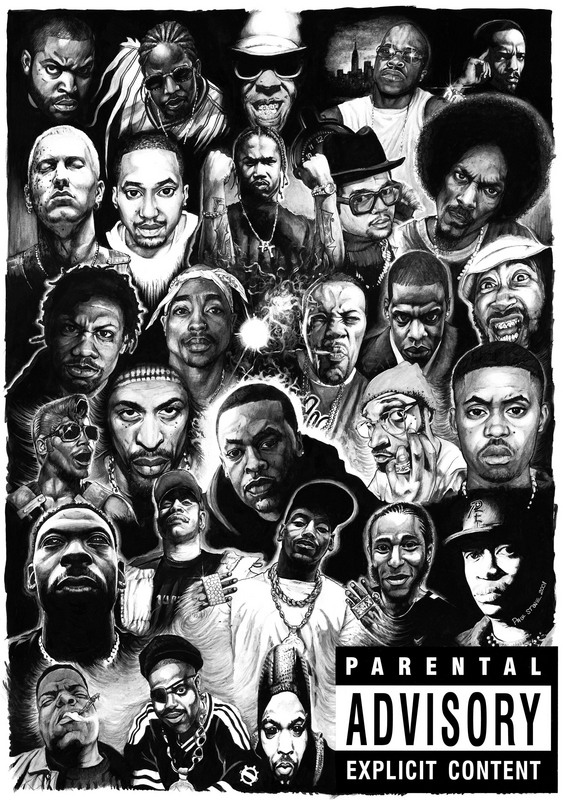 What Is The Hardest Gangsta Rap Track Ever?   Playbuzz