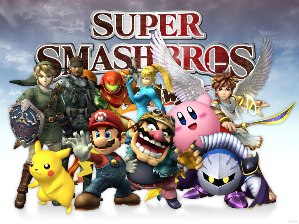 Super Smash Bros Unblocked Games 99 | Games World