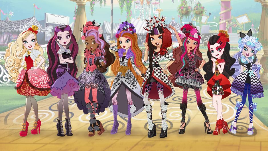 What Ever After High Girl Are You