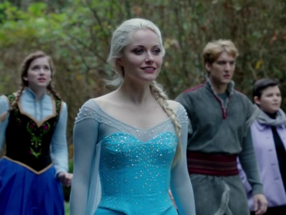 Which Once Upon a Time character are you?