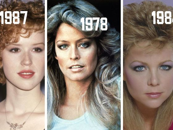 What Was The Most Popular Hairstyle The Year You Were Born In?