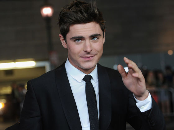Pick an Emoji and We'll Give You a Zac Efron GIF