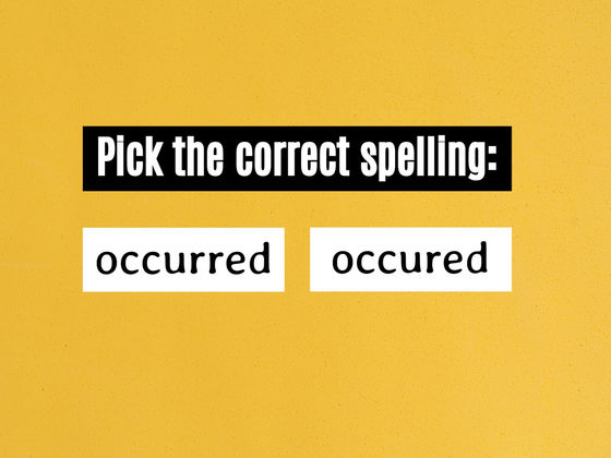 Only People With A PhD Can Score At Least 15/20 In This Spelling Test