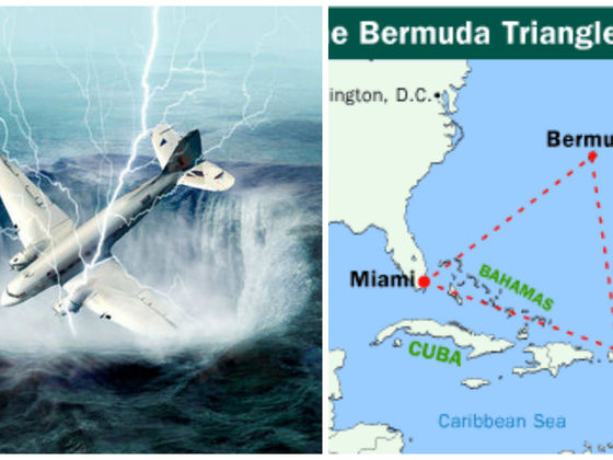The Mystery Of The Bermuda Triangle Might Finally Have Been Solved!