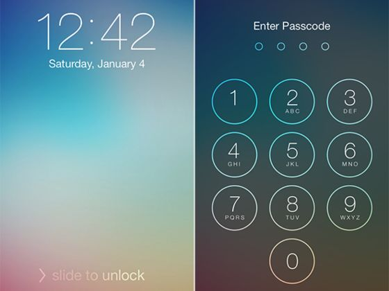 how to unlock iphone screen what should be your new lock screen based on your 5525