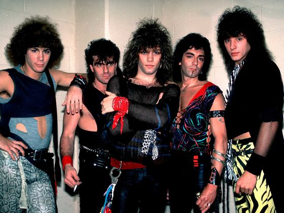 YOUR BON JOVI PREFERENCES CAN DETERMINE WHICH DECADE OF THEIR MUSIC SHOULD BE YOUR FAVORITE
