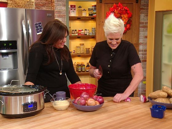 Back to Basics with Anne Burrell: Her Top 7 Tips for Turkey Day