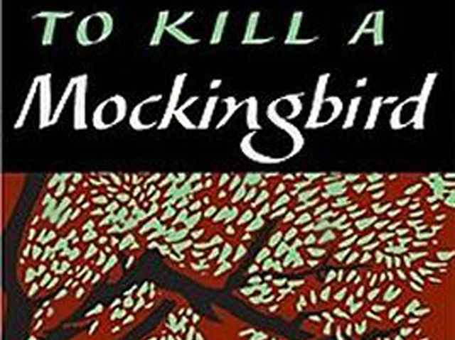to kill a mocking bird mascuine
